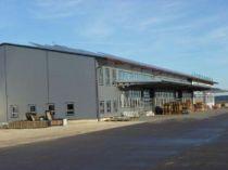 Produktionshalle Wachinger GmbH